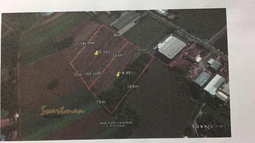 Imagem 1 de 2 de Área Em Betel - Ótima Localização - Ar0015