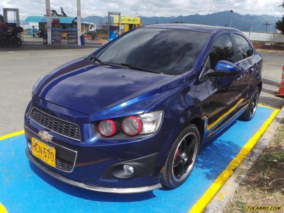 Chevrolet Sonic Lt At 1600 Cc Aa Tc