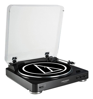 Tornamesa Tocadisco Audio Technica At-lp60xbt Bluetooth