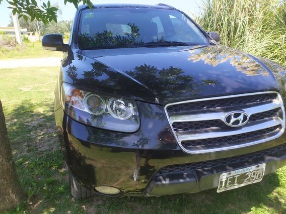 Hyundai Santa Fe 2.2 Gls Crdi 5at 7p Premium 2009