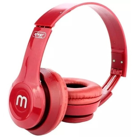 Headphone Colorido Fone De Ouvido Para Pc Celular Kp-429