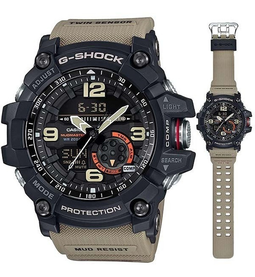 Relógio Casio G-shock Mudmaster Gg-1000-1a5 Garantia 1 Anos