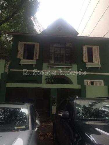 Casa De Rua-à Venda-copacabana-rio De Janeiro - Cpca30005