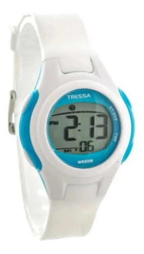 Reloj Tressa Flip Niño Niña Digital Sumergible 50mts Wr