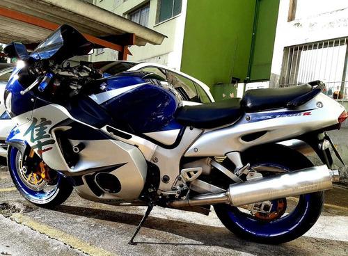 Suzuki  Hayabusa 1300 R