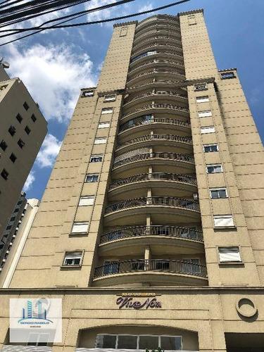 Imagem 1 de 11 de Apartamento Residencial À Venda, Vila Nova Conceição, São Paulo. - Ap2799