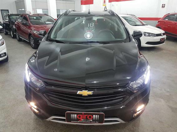 Chevrolet Onix 1.4 Activ,automatico,2018,u.dono Com 6.000 Km