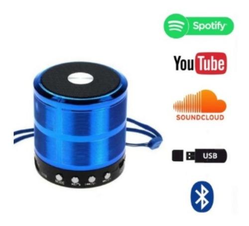 Imagem 1 de 5 de Caixinha Som 887 Bluetooth Portátil Usb Mp3 P2 Sd Rádio Fm