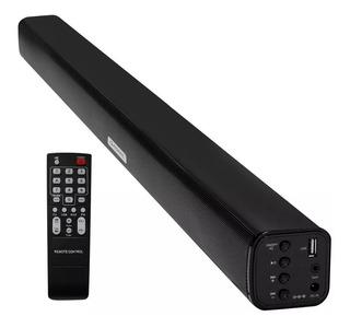 Barra De Sonido Parlante Bluetooth Soundbar 90w Audio Hogar