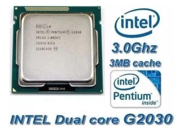 Processador Intel Pentium Dual Core 3.0ghz Cooler Box Origin