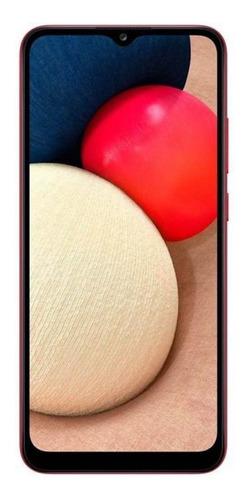 Samsung Galaxy A02s 64 GB rojo 4 GB RAM