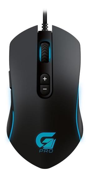 Mouse Gamer Fortrek M7 Rgb 4800dpi 7 Botões Macro Huano Usb