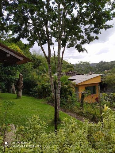 Terreno Com Casa Em Aldeia - Ch0015