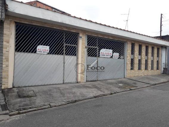 Casa Com 5 Dormitórios À Venda, 300 M² Por R$ 380.000 - Parque Jurema - Guarulhos/sp - Ca0766