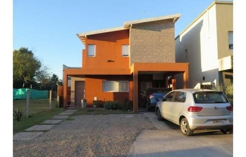 Casa 4 Amb. En Barrio Cerrado Ayres De Leloir- Parque Leloir