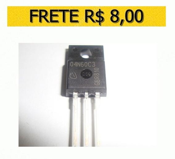 04n60c3 - 04 N 60 C3 - Transistor Original