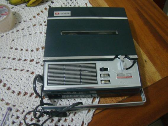 Gravador De Rolo Hitachi Trq 380 , Made Japan , Funcionando