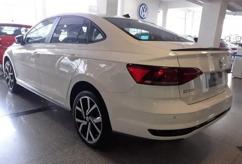 Volkswagen Virtus 1,4t 250tsi Gts Tiptronic 2021 Oferta!!