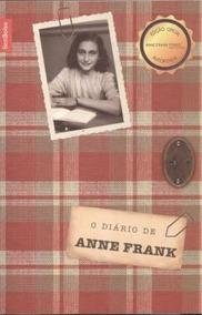 O Diário De Anne Frank Livro Otto H. Frank Frete 10 Reais