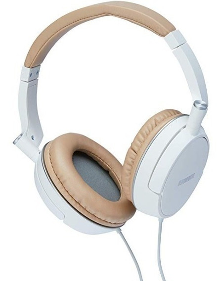 Headphone Edifier P841 Hi-fi Branco Com Bege