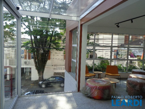 Casa Assobradada - Pacaembú  - Sp - 463153