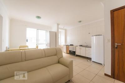 Apartamento No 4º Andar Mobiliado Com 2 Dormitórios E 1 Garagem - Id: 892907236 - 207236