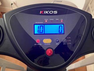 Esteira Ergométrica Semi-nova Kikos E600i | Bivolt
