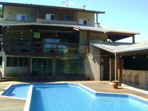 Chácara À Venda, 1200 M² Por R$ 1.690.000,00 - Ponte Alta - Atibaia/sp - Ch0359