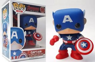 Muñecos Funko Pop Avengers Superheroes Spiderman Hulk Groot