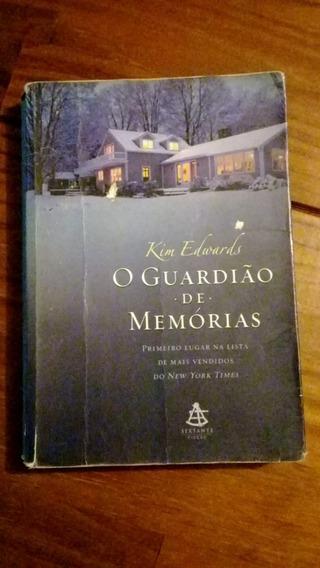 O Guardião De Memórias - 3 Livros 25 Reais