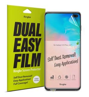 Película Galaxy S10 Plus | Ringke Dual Easy - Pack 2x