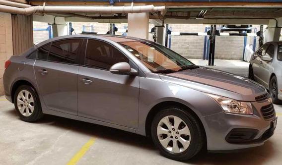 Chevrolet Cruze 2016 Ls Mt 4 Puertas Oportunidad !!