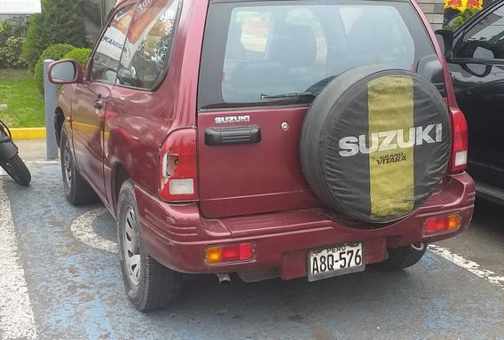 Suzuki Grand Vitara 4x4 Automático