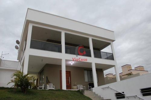 Casa À Venda, 286 M² Por R$ 1.000.050,00 - Extensão Serramar - Rio Das Ostras/rj - Ca1767