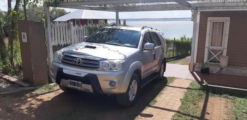 Toyota Sw4 3.0 Srv Cuero I 171cv 4x4 2011 Inmaculada