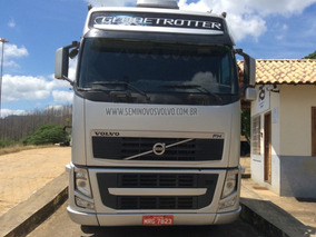 Volvo Fh-540 6x4 Globetrotter 2013