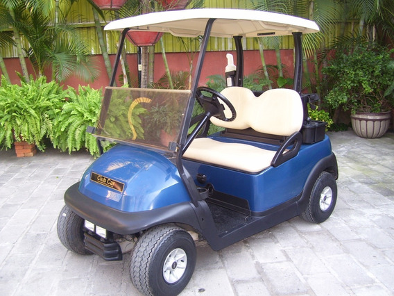 Carro/ Carrito / Vehículo Electrico De Golf