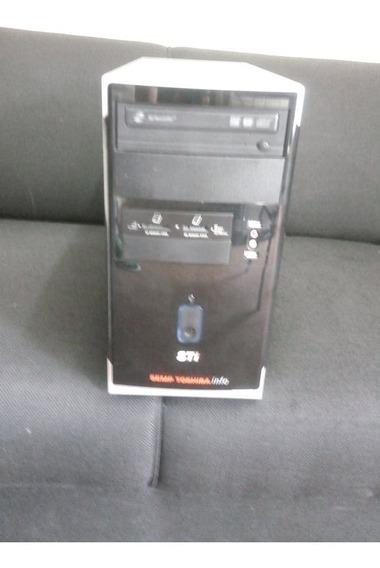 Cpu Pentium 2.6ghz-775- 4 Giga Ram - Hd 250gb Revisada