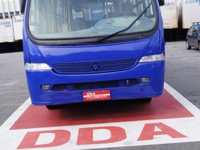 Micro Ônibus Vw Senior Gvo, 26 Lugares, Ano 2001, R$ 48 Mil