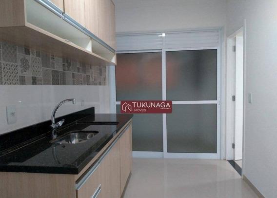 Apartamento Com 4 Dormitórios À Venda, 132 M² Por R$ 580.000 - Vila Moreira - Guarulhos/sp - Ap3104