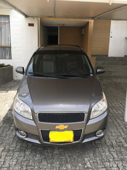 Chevrolet Aveo Emotion Gti 5p, Aa, R15, 2 Airbags