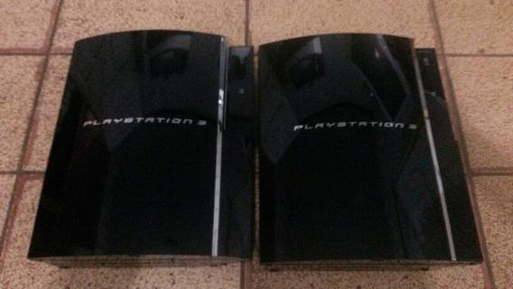 2 Playstation 3 Fat Com Defeito