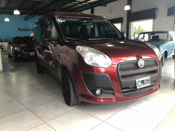 Fiat Doblo 1.4 Active High Security 2013