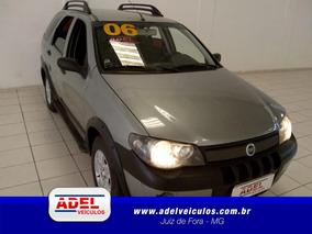 Fiat Palio 1.8 Mpi Hlx Weekend 8v Flex 4p Manual