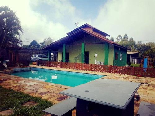 Chácara Residencial À Venda, Corumbá, Mairiporã. - Ch0130