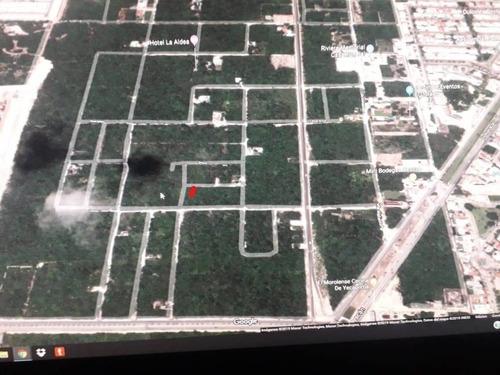 Imagen 1 de 4 de Terreno En Venta En Bonfil Cancun  C2635