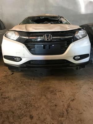 Sucata Honda Hr-v 1.8 Ex Flex Aut. 5p