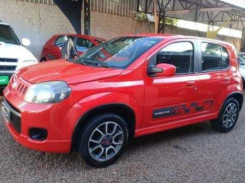 Fiat Uno 1.4 Sporting Flex 5p Completo