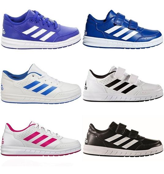 Zapatillas adidas Altasport Para Niños T 28 Al 34 Ndpp