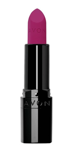 Imagen 1 de 2 de Avon - Labial Ultra Matte - Nuevos Tonos - Mate